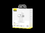 NGW09-02 Baseus earphones wireless TWS W09 white box