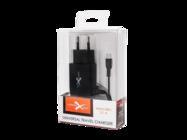 NTC21M eXtreme charger micro USB 2.1A black box
