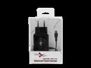 NTC31MU eXtreme charger micro USB + USB 3.1A black box