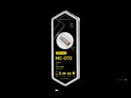 OT-2150 Mcdodo adapter micro for type-C gold box