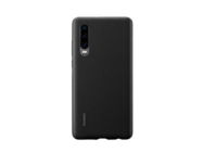 Plastic cover Huawei P30 black retail