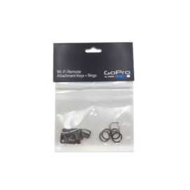 AWFKY-001 GoPro Wi-Fi remote attachment keys + rings retail