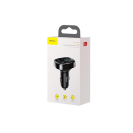 Baseus transmiter FM T-Type S-09A CCALL-TM01 Bluetooth MP3 car charger black box