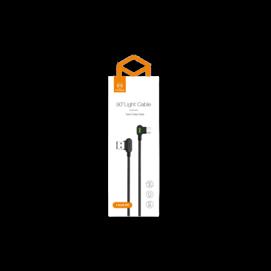 CA-5282 Mcdodo cable USB Button type-C 1,8m black box