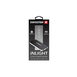 Inlight Slim SWISTEEN power bank 10000mAh black box