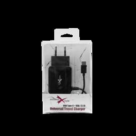 NTC31CU eXtreme charger USB-C + USB 3.1A black box