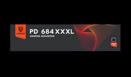 PD 684XXXL Liocat big mouse pad