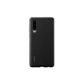 Plastic cover Huawei P30 black retail