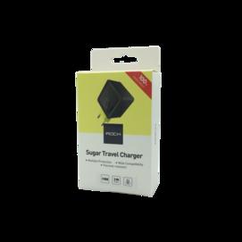 RWC0239 ROCK charger 2x USB 2.4A black box