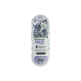 #S2IKDY-043 Skullcandy headset purple/black retail