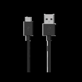 UCB20 Sony cable Type C black bulk