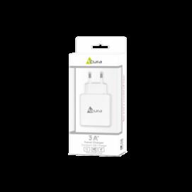 UT205 Acura charger 5V/3A white retail