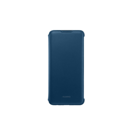 Wallet Cover Huawei P Smart 2019 Blue Retail Mobileorygin