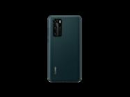 PU Case Huawei P40 ink green retail
