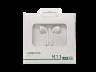 R11 OPPO headset white box