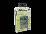 #S2PGFY-327 Skullcandy Smokin' Buds 2 headset black/lime retail