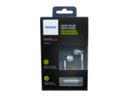 SHE8105SL00 Philips headset white/silver blister