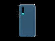 Silicone Case Huawei P30 blue retail