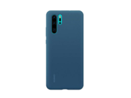 Silicone Case Huawei P30 Pro blue retail