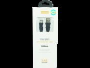 S-L127 Joyroom microUSB cable 2.4A 1m black box