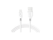 SMS-BT09 ECL Somostel lightning cable 3,1A QC 3,0 1M white box