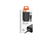 SMS-Q03 Somostel charger Type-C 18W + cable Type-C black box