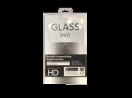 Sony Xperia XZ Premium tempered glass 0.3mm plastic