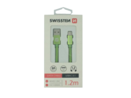 SWISSTEN cable Type-C 1,2m green box