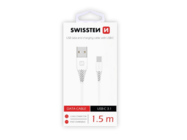SWISSTEN cable Type-C 1,5m white box