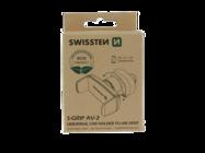 Swissten car holder S-GRIP AV-2 ECO PACK box