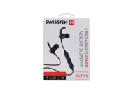 SWISSTEN headset bluetooth ACTIVE black retail