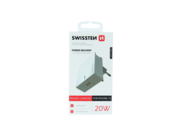 Swissten wall charger IPHONE 12 20W white box