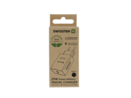 Swissten wall charger PD 25W IPHONE & SAMSUNG ECO PACK black box