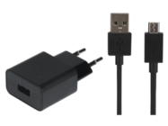 UCH10 Sony Charger black bulk + UCB11 cable