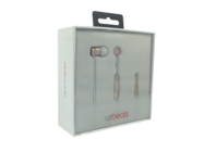 UrBeats 3.0 headset rose gold box