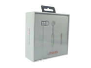 UrBeats 3.0 headset silver box