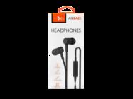 zestaw słuchawkowy AIRBASS czarny