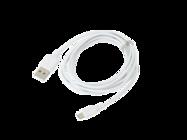 ZTE cable MicroUSB white bulk